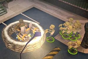 《僵尸大亨》游戏画面1