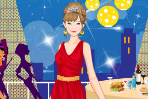 《舞会晚礼服》游戏画面1
