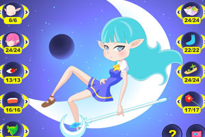《月亮精灵》游戏画面1
