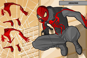 《百变蜘蛛侠》游戏画面1
