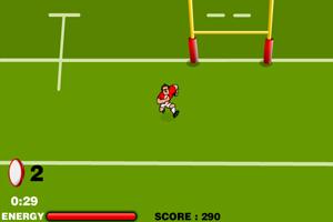 《热血橄榄球2》游戏画面1
