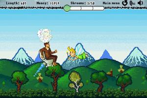 《飞天马桶》游戏画面1