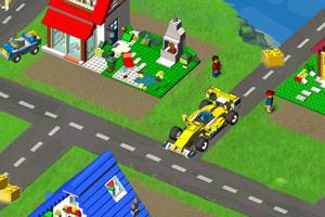 《建设乐高岛》游戏画面1