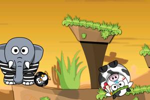 《叫醒打鼾的大象2中文版》游戏画面1
