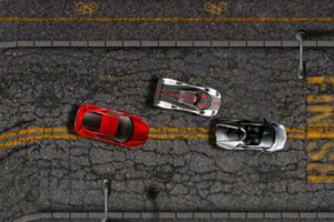 《超级跑车比赛中文版》游戏画面1