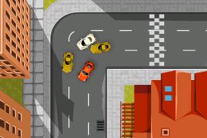 《超级城市赛车》游戏画面1