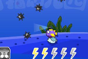 《海底大冒险》游戏画面1