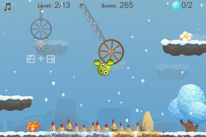 《攀爬小球大冒险》游戏画面1