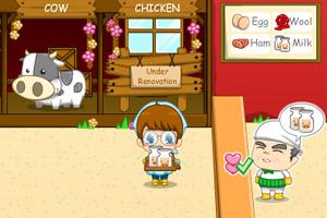 《快乐农场小老板》游戏画面1