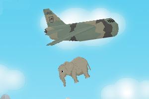 《大象从天而降》截图1