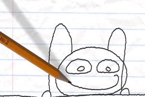 《铅笔画小人番外篇》游戏画面1