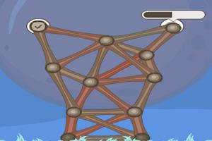 《黏黏球建立高塔2》游戏画面1