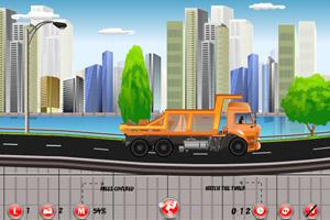 《疯狂运货车》游戏画面1