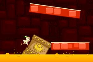 《法老王的冒险》游戏画面1