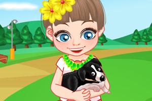 《我和小狗》游戏画面1