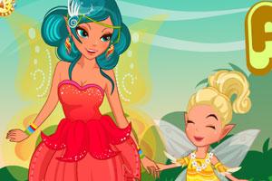 《大小仙女》游戏画面1