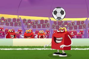 《麦当盒颠球》游戏画面1