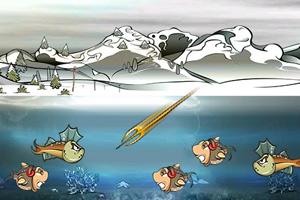 《叉鱼》游戏画面1
