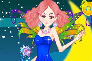 《美丽月亮公主》游戏画面1