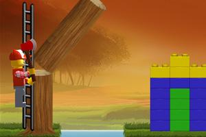 《乐高伐木工》游戏画面1