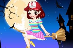 《神奇魔法女孩》游戏画面1