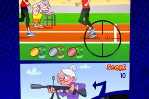 《狙击奥运》游戏画面1
