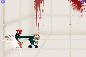 《合金小子格斗修改版》游戏画面1