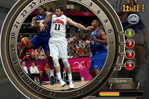 《奥运赛场找数字》游戏画面1
