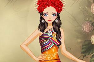 《巴厘岛婚纱礼服》游戏画面1