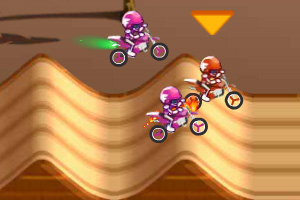 《越野摩托竞速赛》截图2