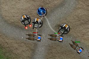 《防御塔队2》游戏画面1