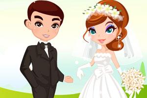《新年婚礼》游戏画面1