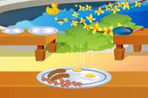 《制作美味早餐》游戏画面1