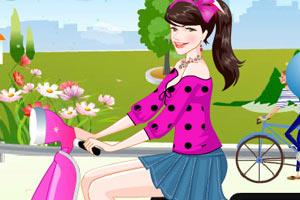 《野餐女孩》游戏画面1