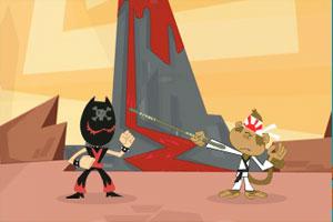 《功夫忍者》游戏画面1
