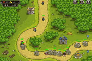 《部落防卫战无敌版》游戏画面1