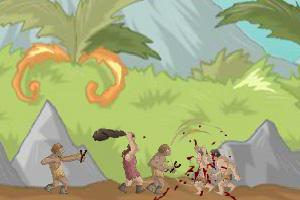 《原始防御战迷你版》游戏画面1