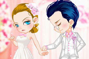 《粉色的婚纱》游戏画面1