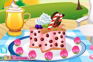 《香香冰淇淋蛋糕》游戏画面1