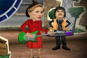 《真人欢乐合唱团》游戏画面1