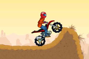 《极限摩托特技》游戏画面1
