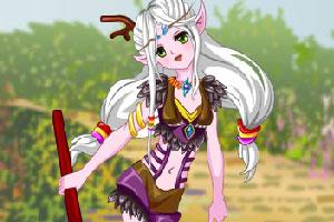 《德鲁伊公主》游戏画面1
