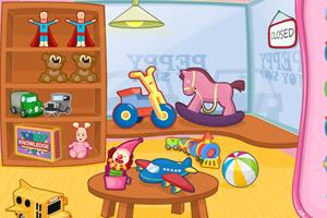《宝宝玩具房》游戏画面1