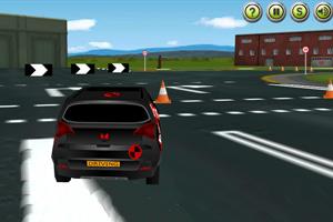 《SUV出厂试驾》游戏画面1