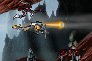 《直升机器人》游戏画面1