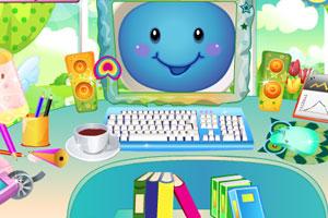 《电脑装饰》游戏画面1