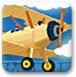 3D飞机拉力赛