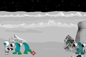 《月球大营救》游戏画面1
