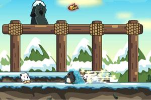 《雪怪兄弟无敌版》游戏画面1