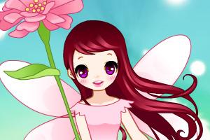 《春天的花仙子》游戏画面1